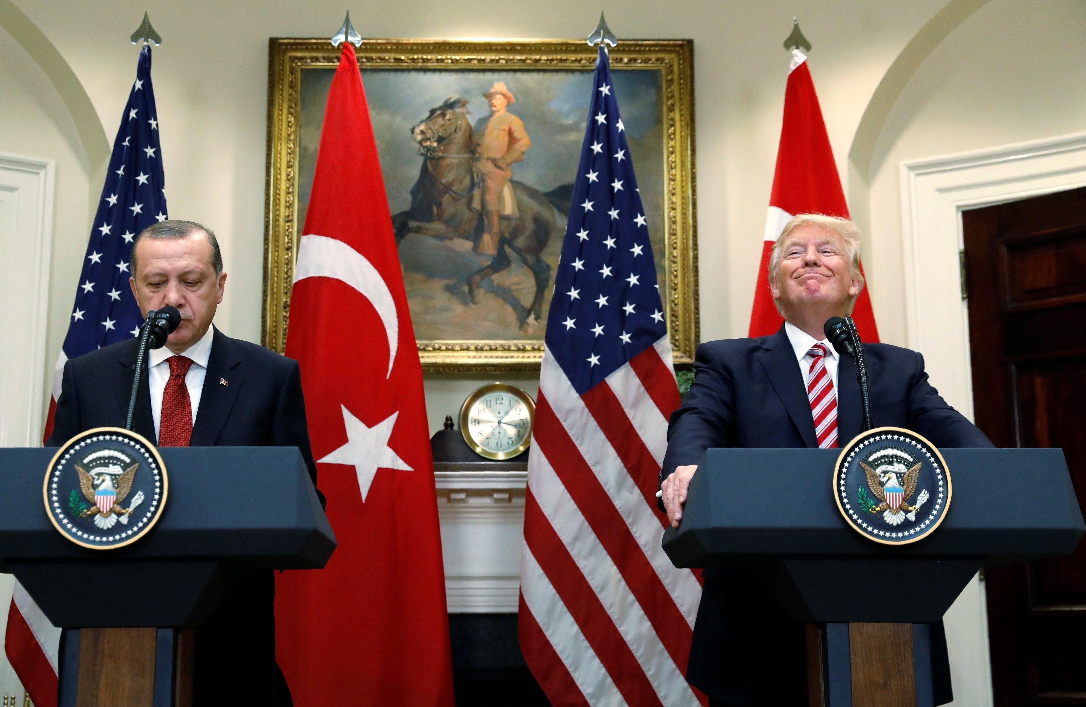 اردوغان و جنگ به خاطر بیمحلی ترامپ!