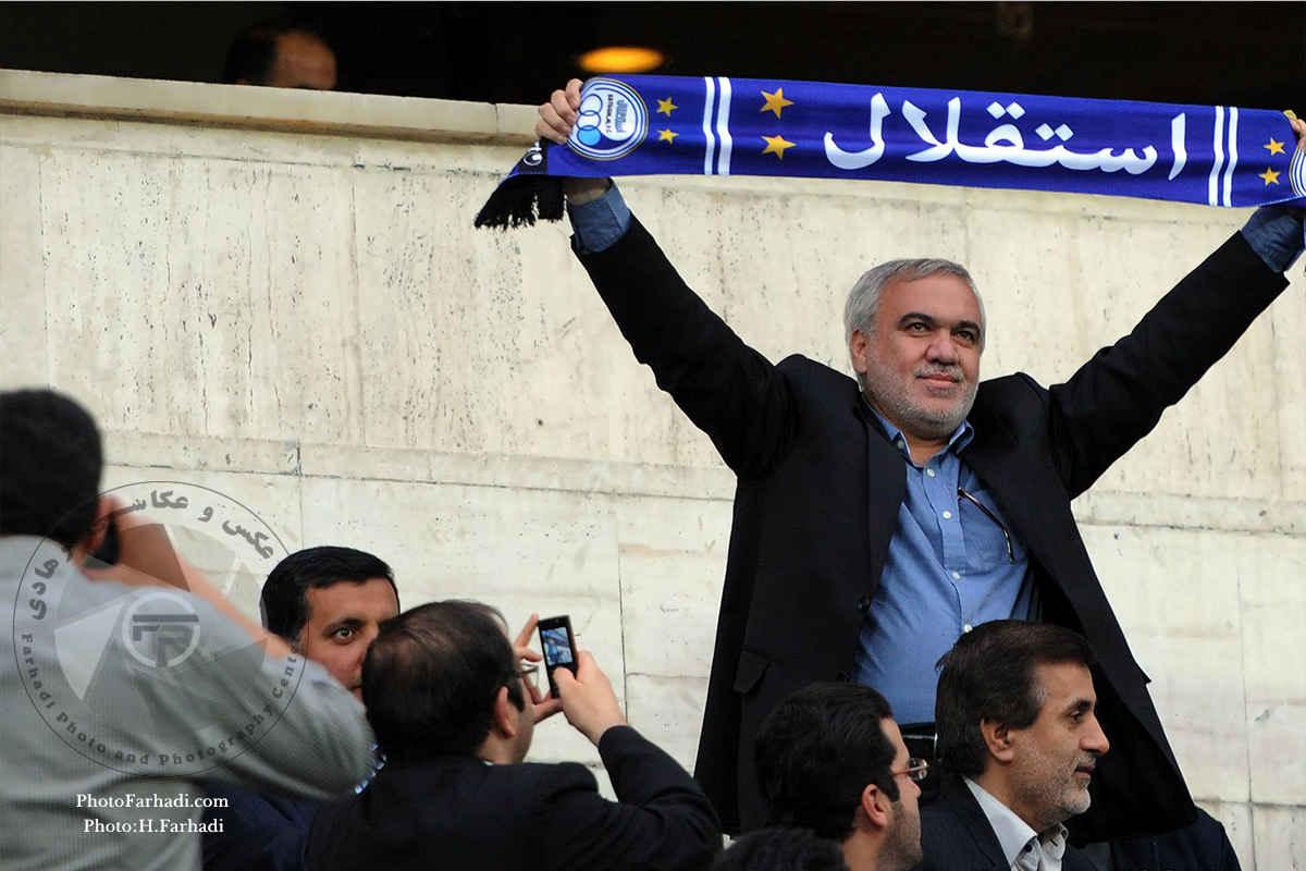 بازگشت فتح الله زاده به استقلال تهران