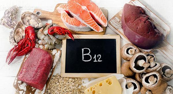 میزان مناسب ویتامین ب ۱۲ چقدر است؟