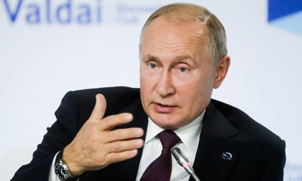 "ولادیمیر پوتین، ""جذابترین"" مرد روسیه"