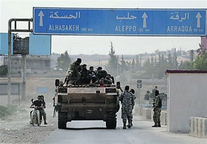 دفع حمله گروههای مسلح تحت حمایت ترکیه توسط ارتش سوریه