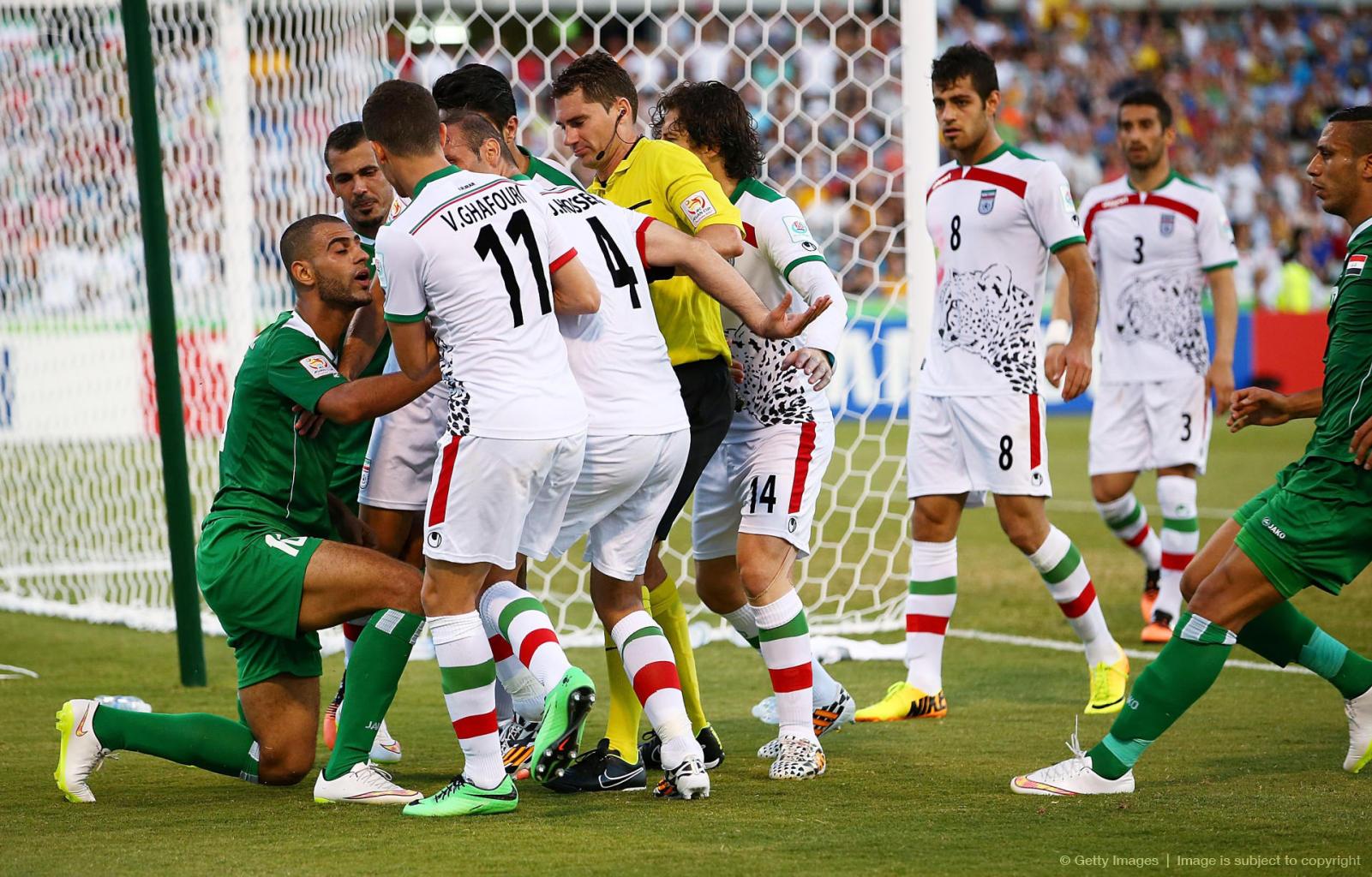 ترکیب احتمالی تیم ملی فوتبال ایران