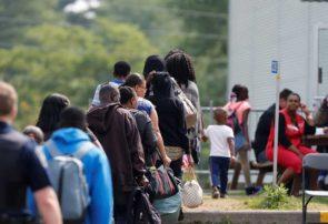 بازداشت ۷۰۰ کودک مهاجر از سوی گشت مرزی آمریکا برخلاف وعده بایدن