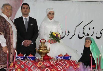 عروسی با یک هزار و 700 میهمان در شب یلدا