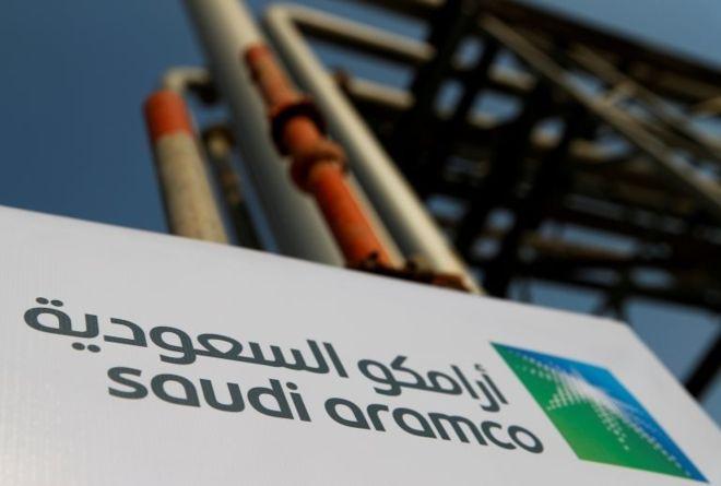 حمله موشکی به تاسیسات نفتی آرامکو عربستان