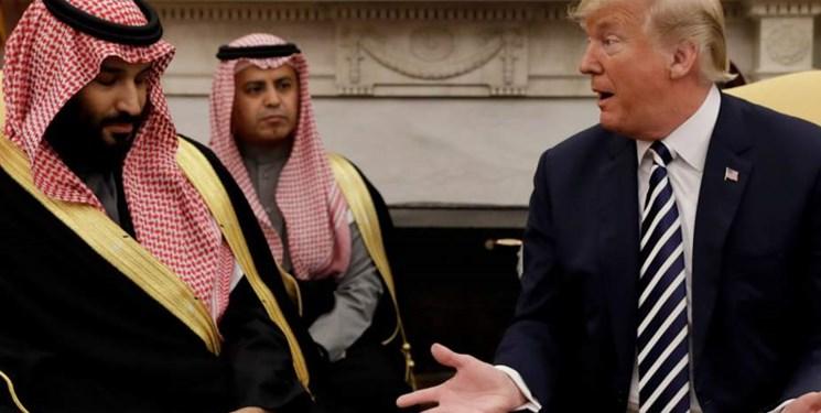 محمد بن سلمان حادثه فلوریدا را به ترامپ تسلیت گفت