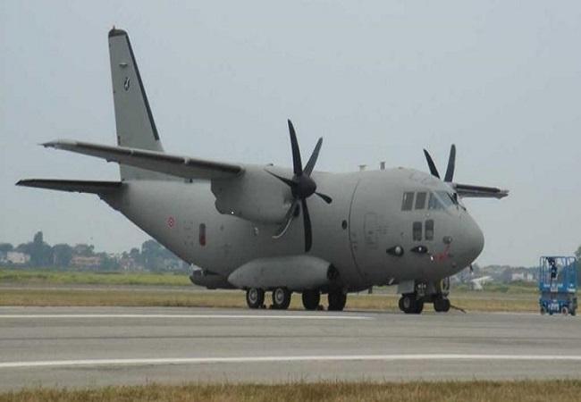 یک فروند هواپیمای ترابری نظامی آمریکا در عراق سقوط کرد
