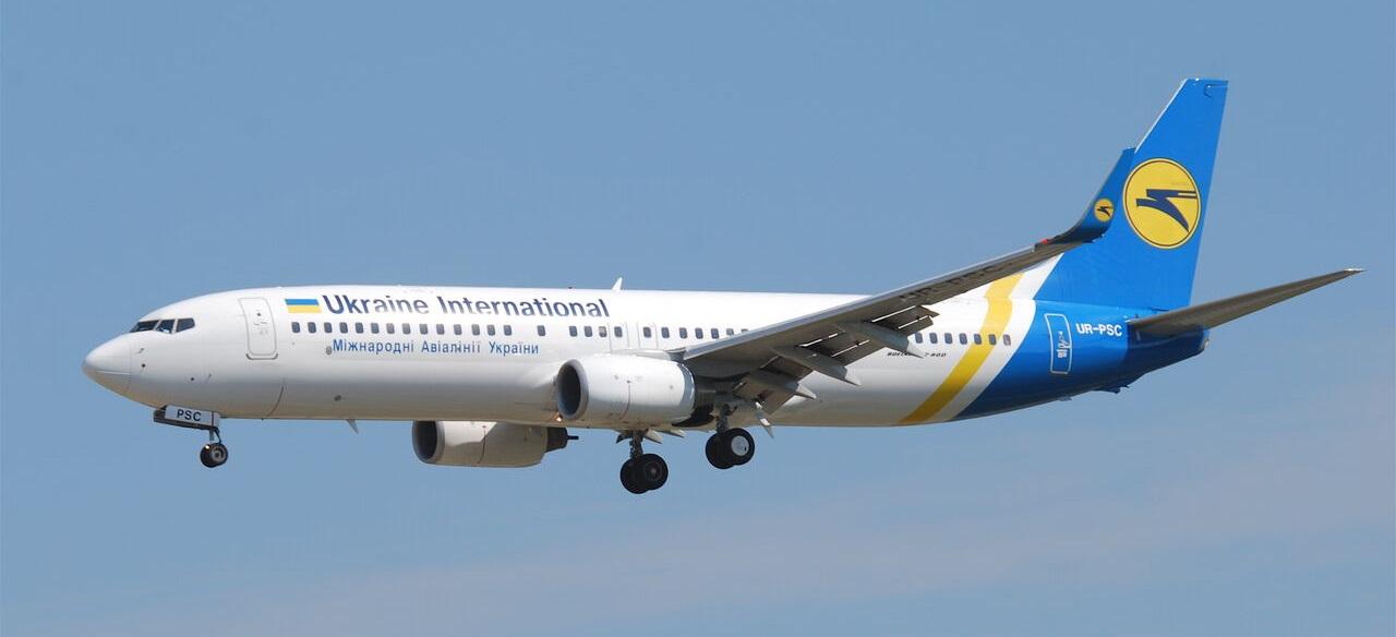 سقوط هواپیما مسافربری اوکراین در غرب تهران