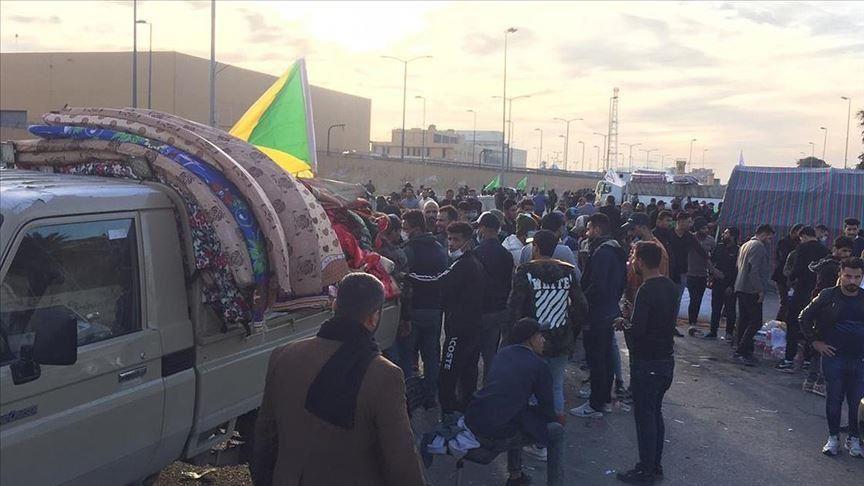 خدمات کنسولی سفارت آمریکا در بغداد به حالت تعلیق درآمد