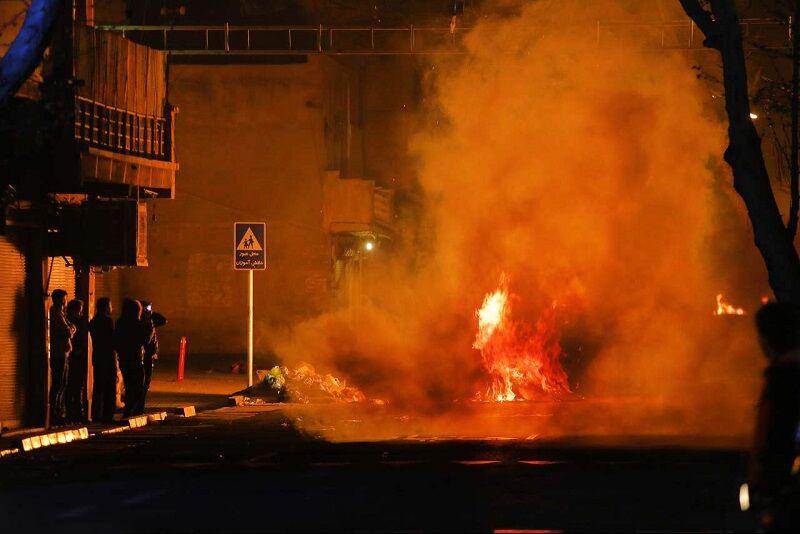 هشدار پلیس به متخلفان چهارشنبهسوری