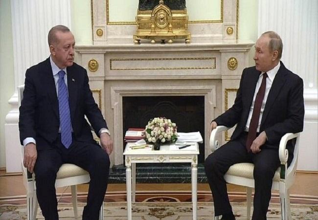 اردوغان و پوتین درباره ادلب گفتوگو کردند