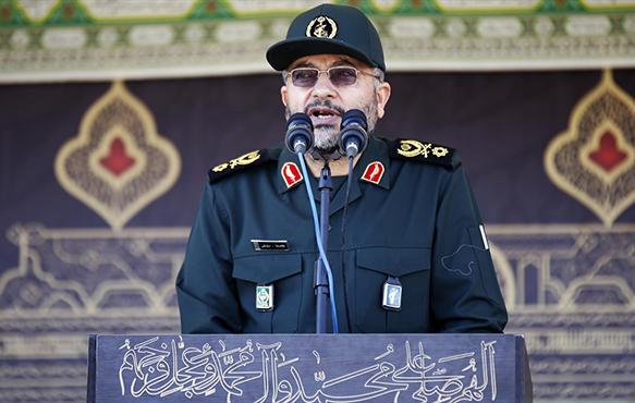 سردار سلیمانی آغاز سال جدید تحصیلی را تبریک گفت