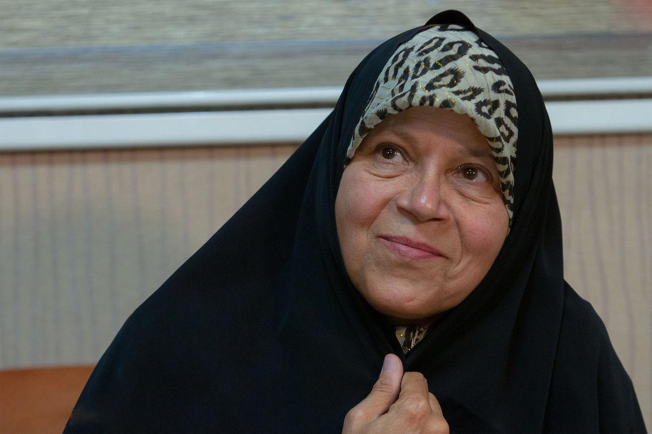 درخواست قصاص برای پدر رومینا اشرفی توسط فائزه هاشمی + صوت