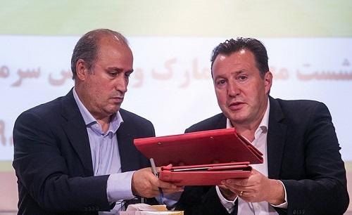 دردسرهای ویلموتس برای فوتبال ایران تمامی ندارد