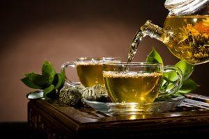 چای سبز برای زیبایی پوست مفید است