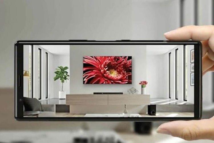 اپلیکیشن واقعیت افزوده سونی در انتخاب تلویزیون مناسب کمکتان میکند