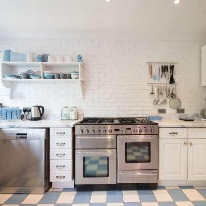 تمیز کردن وسایل آشپزخانه