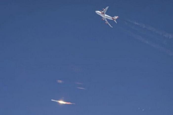 پرتاب آزمایشی موشک «لانچر وان» شکست خورد
