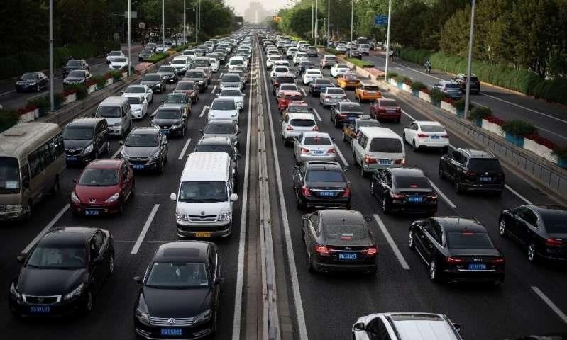فروش خودرو در چین افزایش یافت