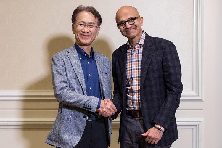 مایکروسافت و سونی در مسیر بهبود دوربینهای هوشمند قدم برمیدارند