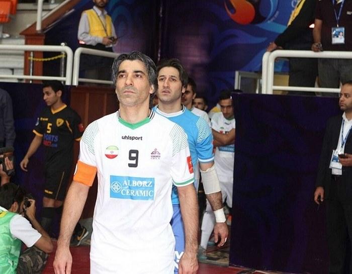وحید شمسایی امسال به لیگ برتر فوتسال بازگردد
