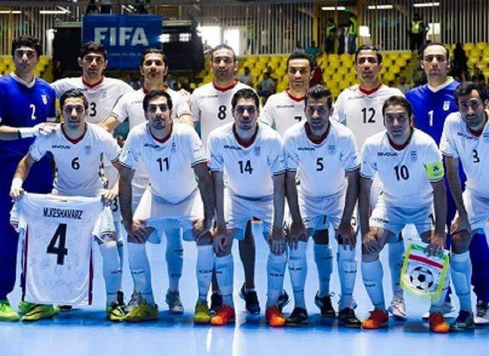 تیم فوتسال ایران در آبان به مصاف جمهوری آذربایجان میرود