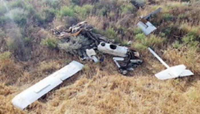 سرنگونی هواپیمای بدون سرنشین ارمنستان توسط جمهوری آذربایجان