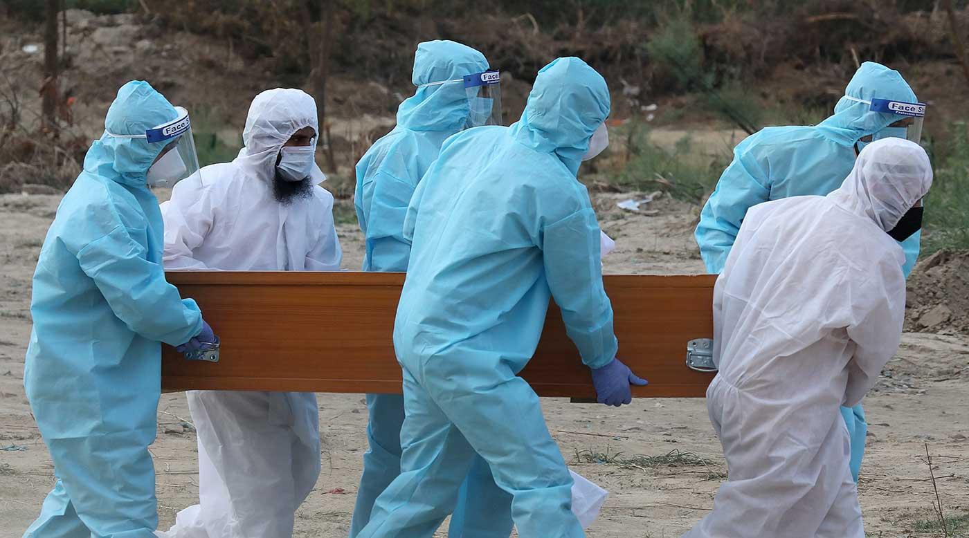مرگ تلخ زوج جوان پاکدشتی بر اثر کرونا
