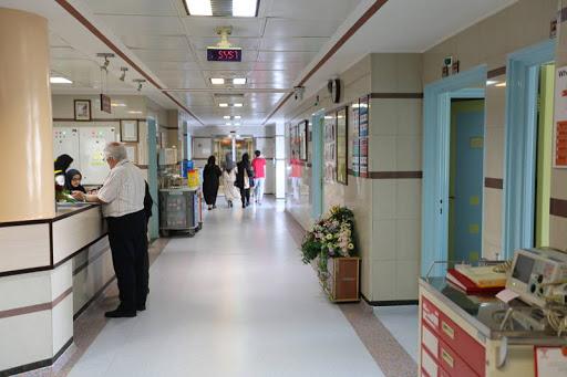 ظرفیت بیمارستان شهدای پاکدشت تکمیل شده است / افزایش جدی بیماران کرونا