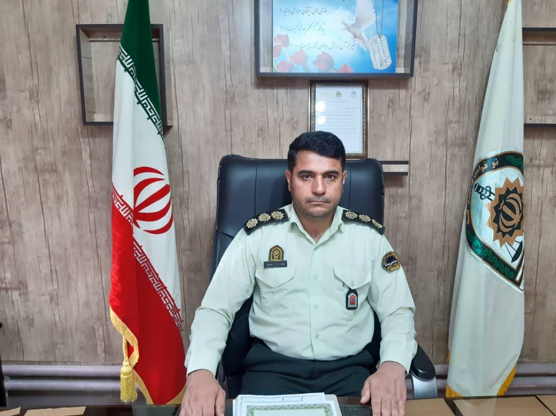 سارق موبایل در فاز ۸ شهر پردیس دستگیر شد