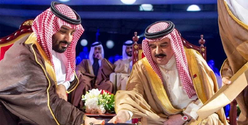 چراغ سبز سعودی برای سازش بحرین با اسرائیل
