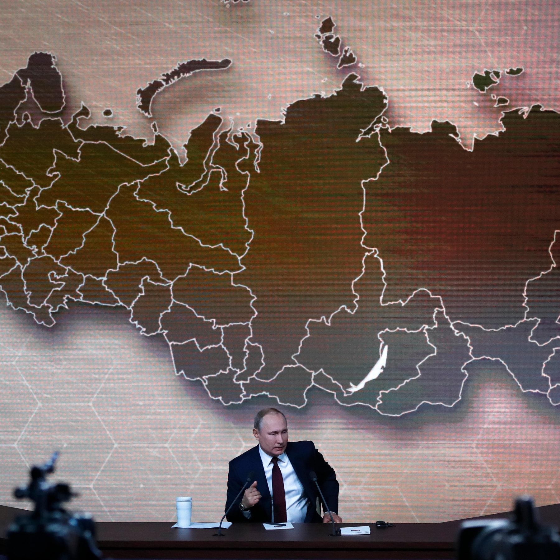 دعوای پوتین و اروپا باز هم بالا گرفت