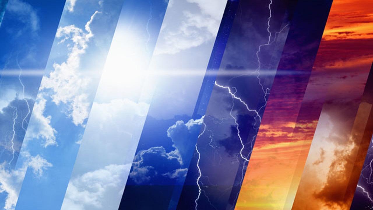وضعیت آب و هوای کشور