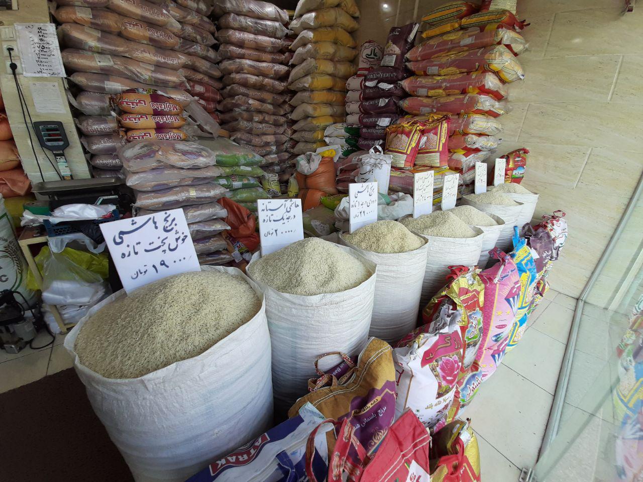 حذف تدریجی برنج از سفره مردم