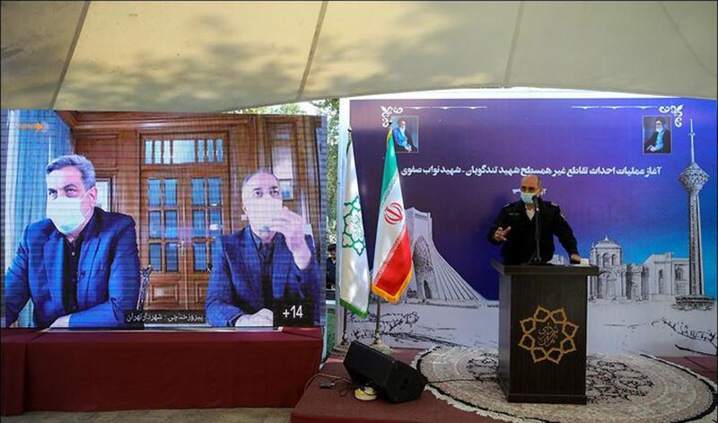 افزایش ۱۰۰ دستگاه اتوبوس به ناوگان حمل و نقل شهری تهران