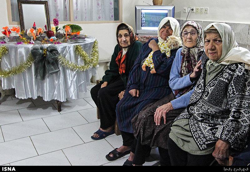 ظرفیت بالای فیروزکوه در احداث خانه سالمندان / افزایش 2 برابری سالمندان در ۱۵ سال آینده