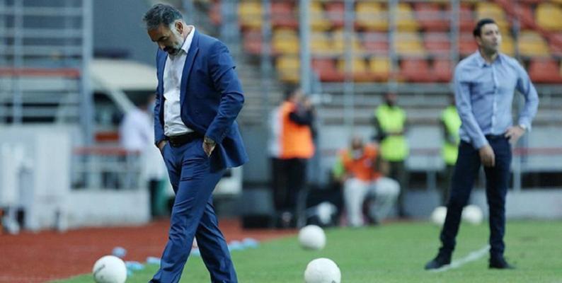 باشگاه فولاد از سرمربی استقلال به کمیته اخلاق شکایت کرد