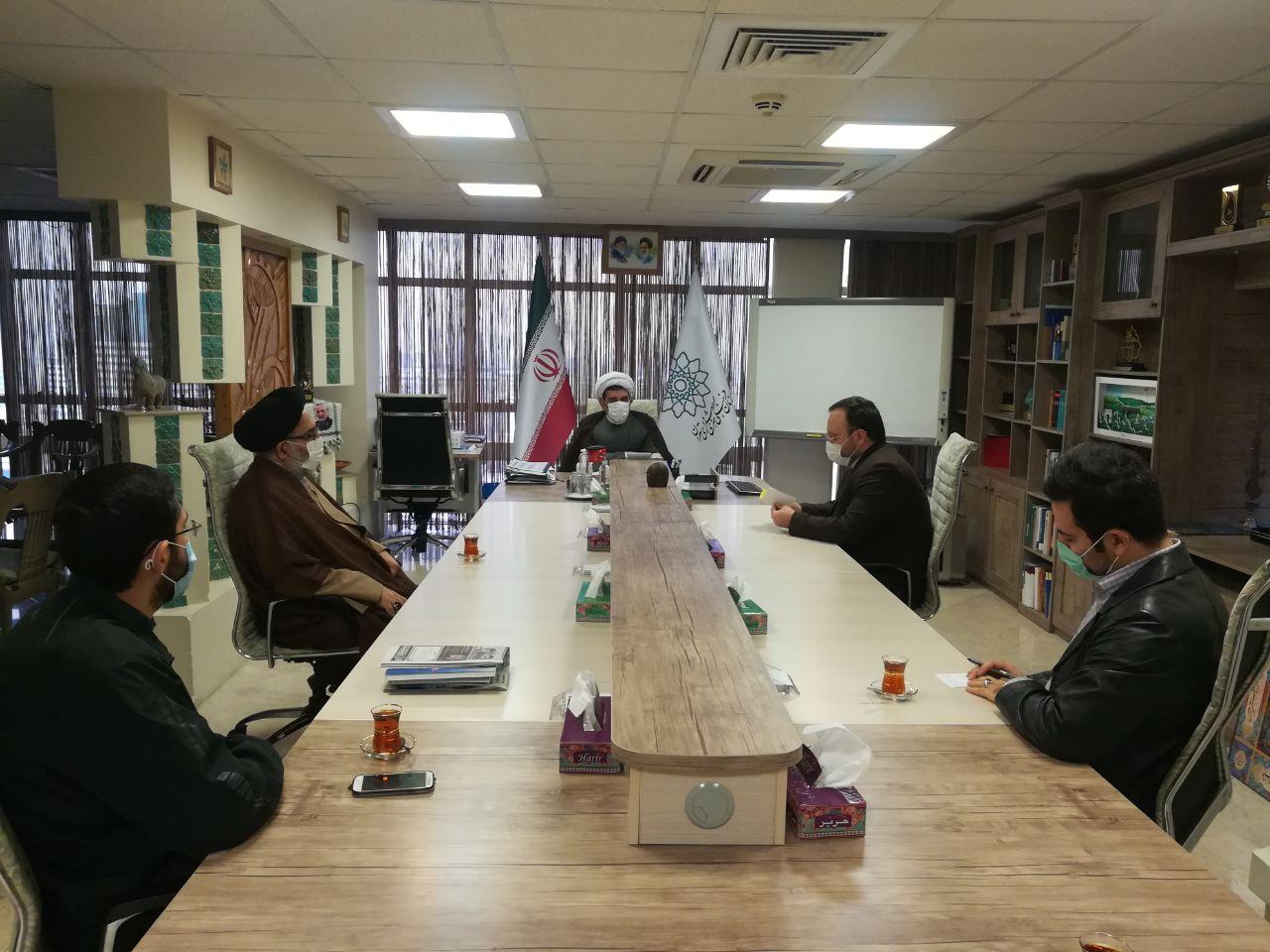 سازمان فرهنگی هنری شهرداری تهران در اجرای مراسم و تولیدات فرهنگی محکم ایستاده است