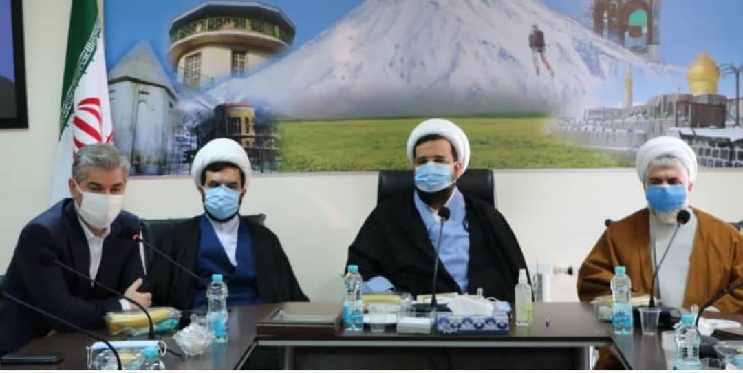 حجتالاسلام حسینی امام جمعه جدید رودهن شد