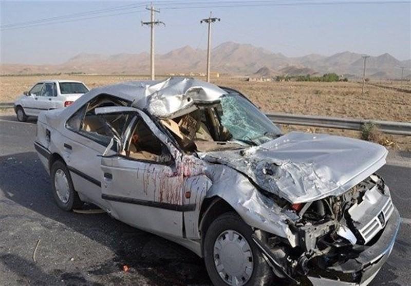 رشد ۹۹ درصدی تصادفات جادهای در ۲ روز ابتدایی فروردین نسبت به سال قبل