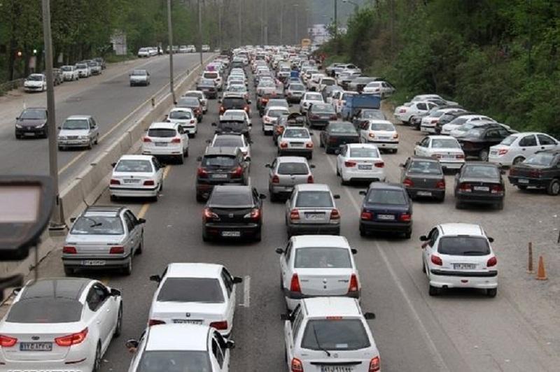آخرین وضعیت جوی و ترافیک محورهای مواصلاتی کشور