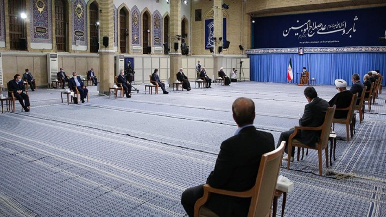 روایتی از جلسه شورای عالی هماهنگی اقتصادی در حضور رهبر انقلاب