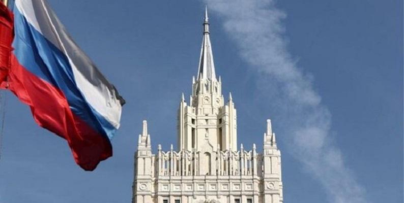 روسیه کارمند سفارت ایتالیا را اخراج کرد