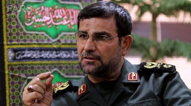 نیروی دریایی سپاه تا رفع مشکل سیل، در کنار مردم خوزستان است
