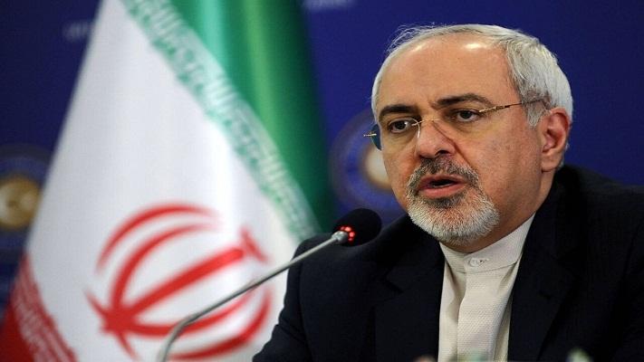 ظریف: آمریکا به دنبال ایجاد توطئهای در عراق برای جنگ افروزی است