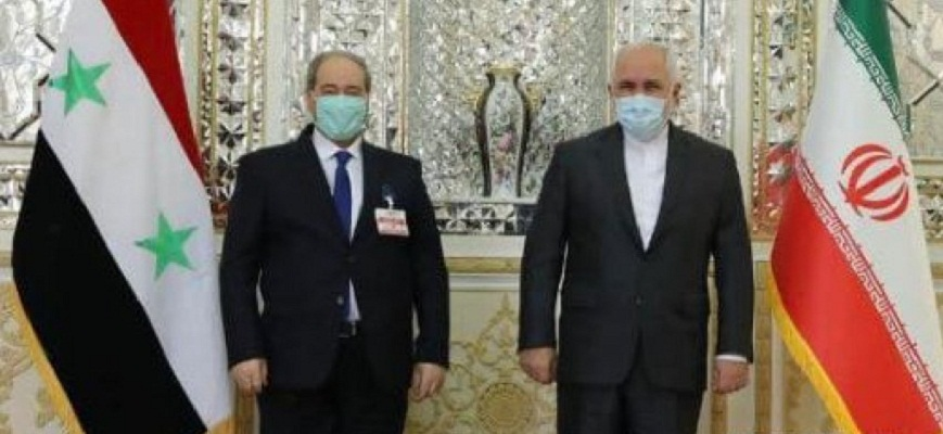 سفر فیصل المقداد وزیر خارجه سوریه به تهران چه پیام هایی داشت