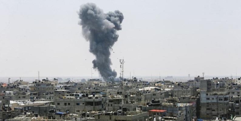رژیم صهیونیستی ۳۰۰ حمله علیه ساکنان غزه در یک سال انجام داده است