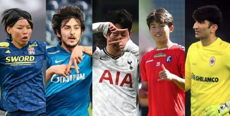 چهار لژیونر ایرانی نامزد بهترین لژیونر هفته آسیا شدند +لینک