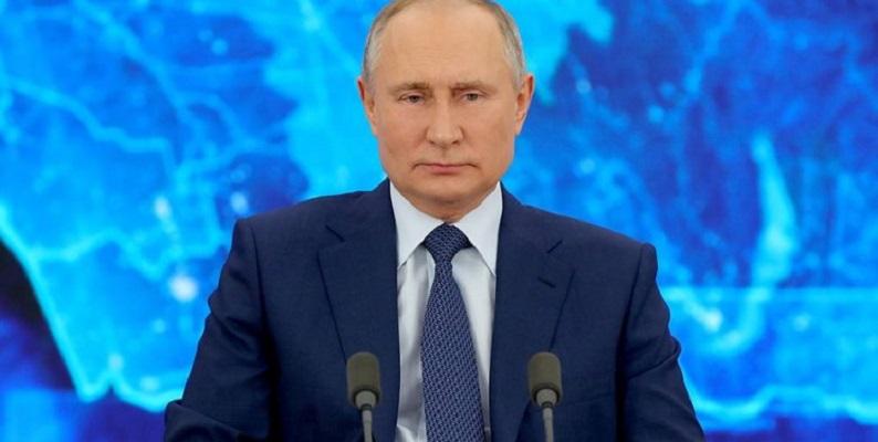 قانونی شدن ریاست جمهوری پوتین تا سال ۲۰۳۶