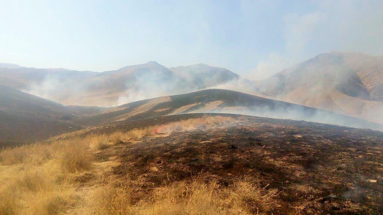 مشارکت عمومی منجر به کاهش آتش سوزی ها در فیروزکوه شد